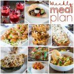Weekly Meal Plan Week 165