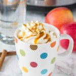 Spiked Hot Apple Cider