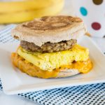 Sausage Breakfast Sandwich