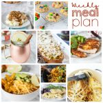 Weekly Meal Plan Week 170