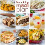 Weekly Meal Plan Week 174