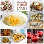 Weekly Meal Plan Week 178