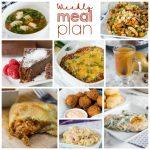 Weekly Meal Plan Week 185