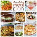Weekly Meal Plan Week 188