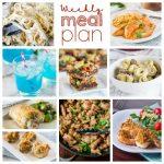 Weekly Meal Plan Week 192