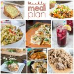 Weekly Meal Plan Week 193
