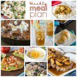 Weekly Meal Plan Week 194