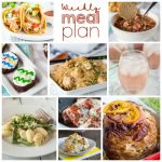 Weekly Meal Plan Week 197