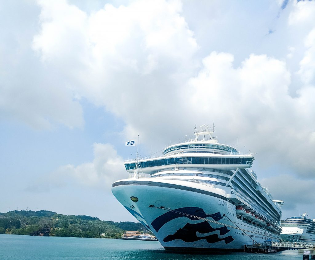 Caribbean Princess MedallionClass Ship