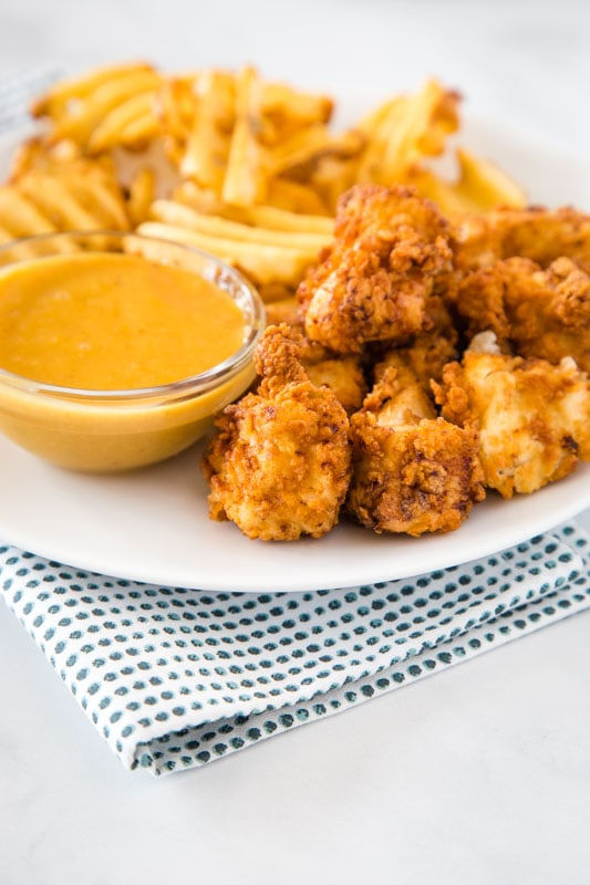 Copycat Chick Fil A Chicken Nuggets
