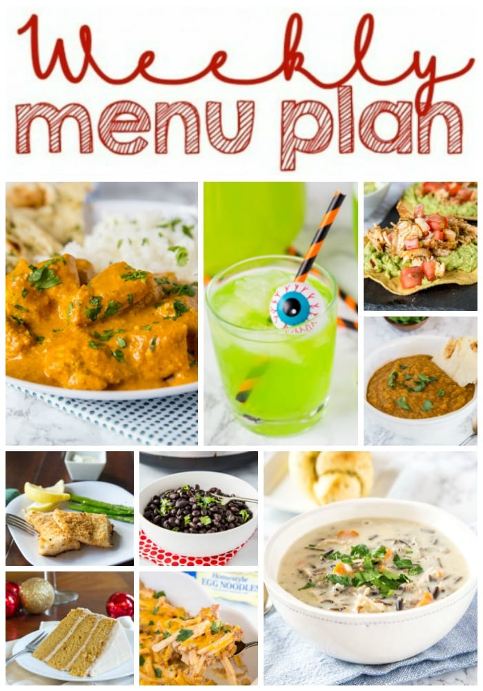 Many different types of food on a plate, with Comfort and Comfort food