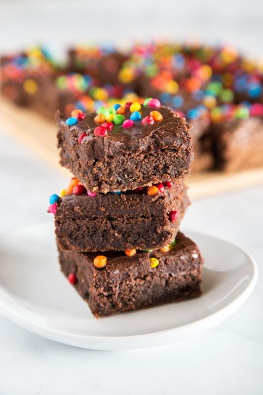 Cosmic Brownies just like Little Debbie brownies.