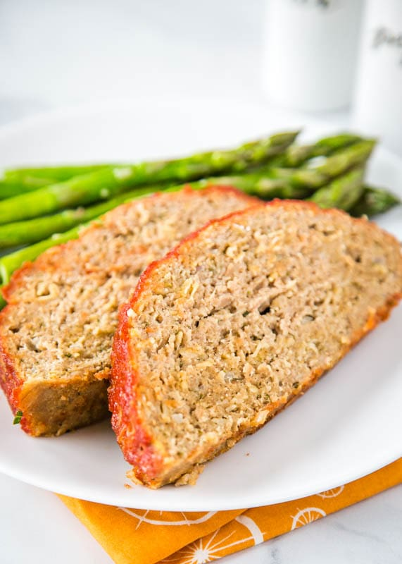 Easy meatloaf that is healthy and tasty.