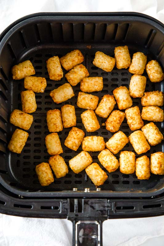 tater tots in the air fryer