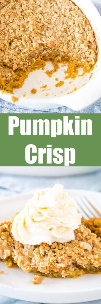 close up pumpkin crisp