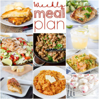 square image for meal plan