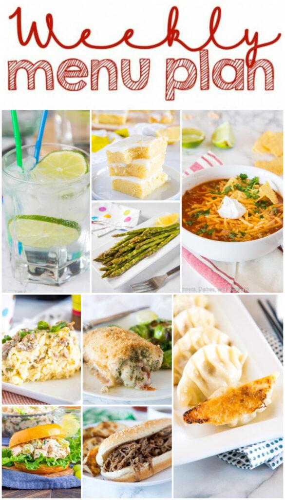 dinner ideas main collage