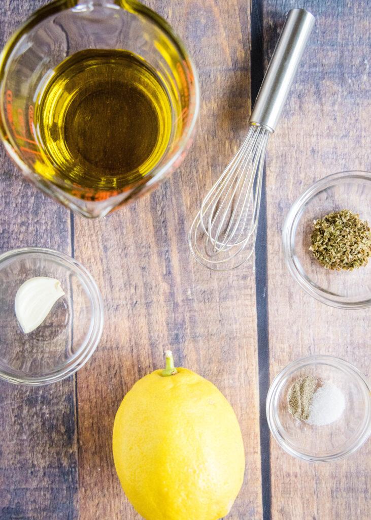 greek vinaigrette ingredients