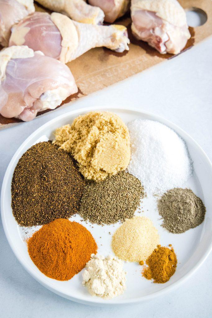 spices for chicken drumsticks